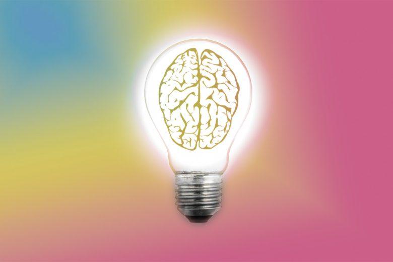 hjärnlampa